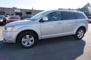 Used 2014 Dodge Journey SE CERTIFIED 2YR WARRANTY *FREE ACCIDENT* PUSH START ALLOYS CRUISE AUX for sale in Milton, ON