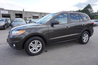 Used 2011 Hyundai Santa Fe GLS V6 4WD CERTIFIED 2YR WARRANTY *FREE ACCIDENT* BLUETOOTH HEATED SEATS ALLOYS AUX HITCH for sale in Milton, ON