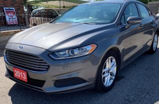 Used 2013 Ford Fusion SE ,Great price, great car. 6 month warranty included for sale in Brantford, ON