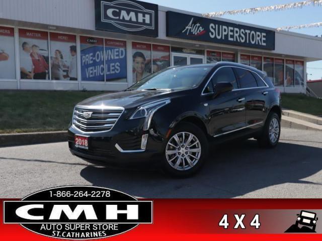 2018 Cadillac XT5 Base  AWD LEATH CAM P/SEAT PREM-AUDIO