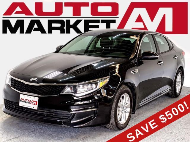 2018 Kia Optima LX Certified! Accident Free! We Approve All Credit!!