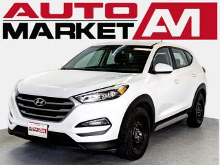 Used 2018 Hyundai Tucson SE CERTIFIED,Rear View Camera,WE APPROVE ALL CREDIT for sale in Guelph, ON