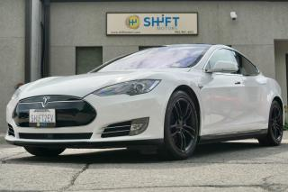Used 2016 Tesla Model S 70D AUTOPILOT, PREMIUM PKG, SUB 0, CARFAX CLEAN for sale in Burlington, ON