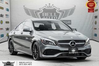 Used 2017 Mercedes-Benz CLA-Class CLA 250, NO ACCIDENT, AWD, AMG PKG, NAVI, REAR CAM for sale in Toronto, ON