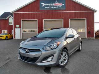 Used 2013 Hyundai Elantra GT GLS 5dr HB Manual for sale in Dunnville, ON