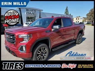 New 2020 GMC Sierra 1500 AT4  - Sunroof - Leather Seats for sale in Mississauga, ON