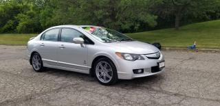 Used 2011 Acura CSX **SUNROOF / NAVIGATION / LEATHER HEATED SEATS*** for sale in Mississauga, ON
