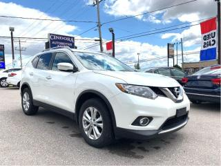 Used 2015 Nissan Rogue SV | Heated Seats, Pano Roof, Bluetooth, Backup Ca for sale in Caledonia, ON