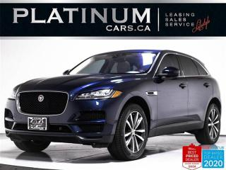 Used 2017 Jaguar F-PACE 35t Prestige, NAV, PANO, CAM, HEATED STEERING, BT for sale in Toronto, ON