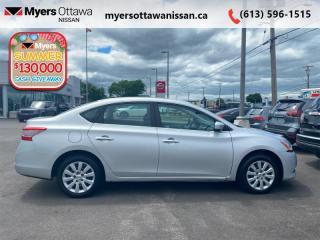 Used 2015 Nissan Sentra SV  - Heated Seats -  SiriusXM - $85 B/W for sale in Ottawa, ON