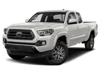 New 2020 Toyota Tacoma 4X4 Access CAB 6A SR for sale in Port Hawkesbury, NS
