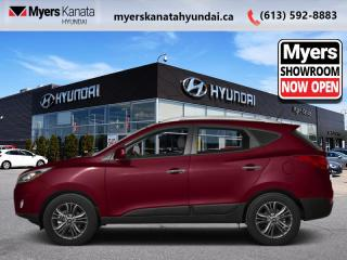 New 2014 Hyundai Tucson GL  - $101 B/W for sale in Kanata, ON