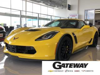 Used 2019 Chevrolet Corvette Z06 3LZ / AUTOMATIC / LOW KM'S / for sale in Brampton, ON
