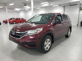 Used 2016 Honda CR-V LX AWD for sale in St-Eustache, QC