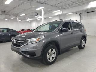 Used 2015 Honda CR-V LX AWD for sale in St-Eustache, QC