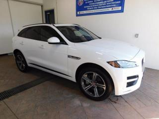 Used 2019 Jaguar F-PACE R-Sport LEATHER NAVI SUNROOF for sale in Listowel, ON