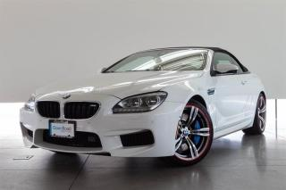 Used 2013 BMW M6 CABRIOLET for sale in Langley City, BC