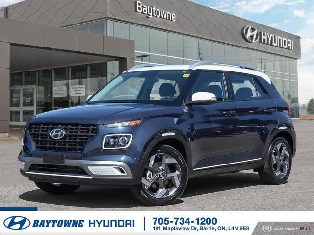 2020 Hyundai Venue FWD Trend w/ Urban PKG- Denim Interior