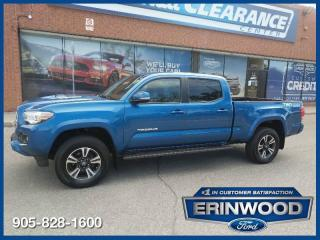 Used 2017 Toyota Tacoma SR5 for sale in Mississauga, ON