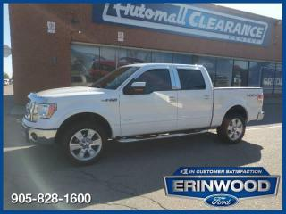 Used 2011 Ford F-150 Lariat for sale in Mississauga, ON
