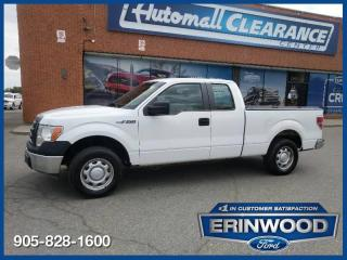 Used 2011 Ford F-150 XL for sale in Mississauga, ON