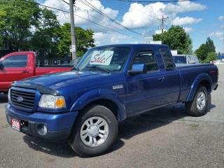 Used 2009 Ford Ranger V6 Sport RWD for sale in Cambridge, ON