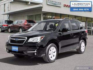 Used 2018 Subaru Forester Convenience!!  HEATED SEATS!!  AWD!! for sale in Sudbury, ON