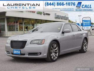 Used 2014 Chrysler 300 S!!  BACKUP CAMERA!!  PREMIUM LEATHER!! for sale in Sudbury, ON
