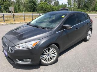 Used 2017 Ford Focus Titanium for sale in Embrun, ON