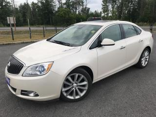 Used 2016 Buick Verano Leather Group for sale in Embrun, ON