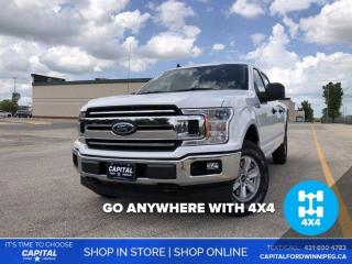 New 2020 Ford F-150 XLT for sale in Winnipeg, MB