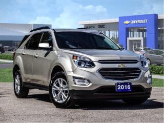 Used 2016 Chevrolet Equinox LT for sale in Markham, ON