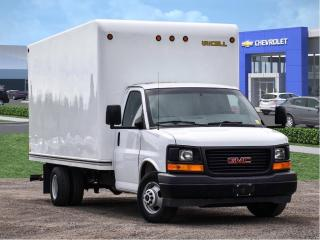 Used 2017 GMC Savana 3500 Work Truck for sale in Markham, ON