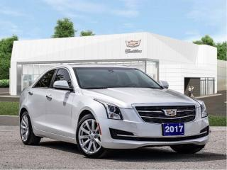 Used 2017 Cadillac ATS 2.0L Turbo for sale in Markham, ON