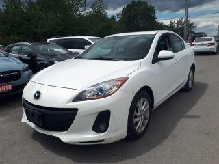 Used 2013 Mazda MAZDA3 GS-SKY ***Sunroof *** Leather** for sale in Pickering, ON