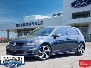 Used 2018 Volkswagen Golf GTI for sale in Mississauga, ON