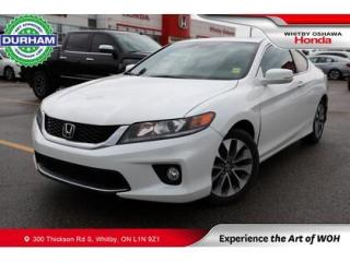 Used 2014 Honda Accord EX-L for sale in Whitby, ON