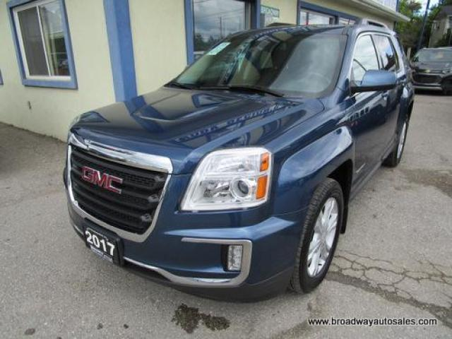 2017 GMC Terrain ALL-WHEEL DRIVE SLE-2 EDITION 5 PASSENGER 2.4L - ECO-TEC.. ECON-BOOST-PACKAGE.. HEATED SEATS.. PIONEER AUDIO.. BACK-UP CAMERA.. BLUETOOTH SYSTEM..