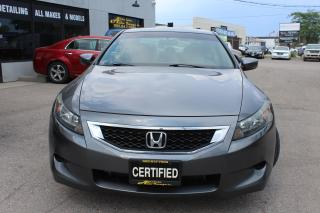Used 2009 Honda Accord Cpe EX for sale in Oakville, ON