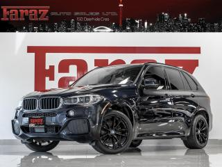 Used 2017 BMW X5 3.5d|M-SPORT|ADAPT CRUISE|HUD|B.SPOT|360|LDW|DIESEL|LOADED for sale in North York, ON