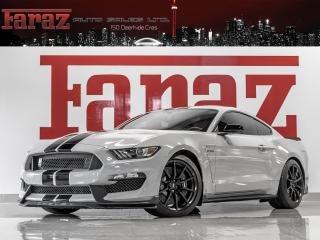 Used 2016 Ford Mustang SHELBY GT350|6SPD|NAVI|REAR CAM|VALVETRONIC|LOADED for sale in North York, ON