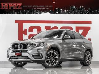 Used 2018 BMW X6 3.5i|HEADS-UP|B.SPOT|NAVI|REARCAM|PARK ASSIST|LOADED for sale in North York, ON