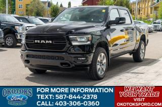 Used 2019 RAM 1500 Big Horn for sale in Okotoks, AB