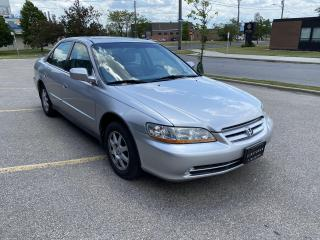Used 2002 Honda Accord Sdn SE I LOW KM | PRICE TO SELL for sale in Toronto, ON