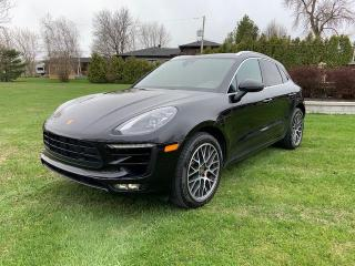 Used 2017 Porsche Macan GTS for sale in Oakville, ON