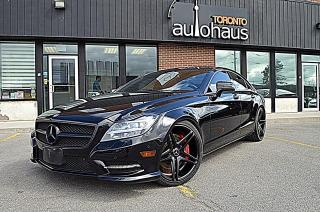 Used 2012 Mercedes-Benz CLS550 4 MATIC/AMG/DESIGNO/BSM/LDW/NAVI CLS 550 for sale in Concord, ON