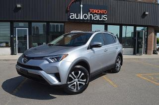 Used 2017 Toyota RAV4 /HTD SEATS/LANE DEPARTURE/REAR Camera LE for sale in Concord, ON