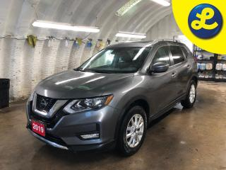 Used 2019 Nissan Rogue SV * AWD * Panoramic sunroof * Remote start * Apple and Anriod CarPlay * Power Tail-Gate * Emergency braking system * Cross traffic alert * Lane keep for sale in Cambridge, ON