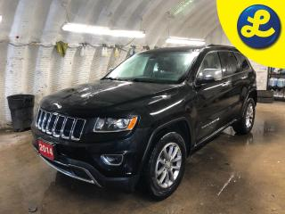Used 2014 Jeep Grand Cherokee CHEROKEE LIMITED 4X4 * NAV-Capable! 8.4
