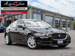 Used 2018 Jaguar XE 25t Premium AWD ONLY 41K! **TECHNOLOGY PKG** CLEAN CARPROOF for sale in Scarborough, ON